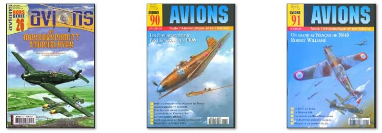 Details about AVIONS Magazine 34 Issue French Airplane Collection On  DiscFree Shipping